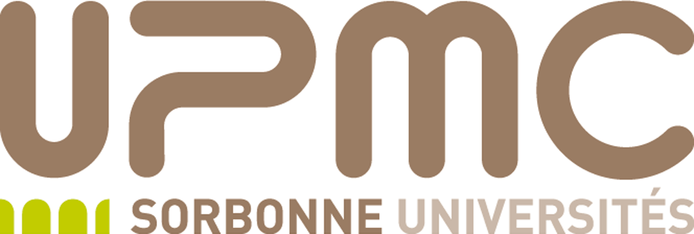 "Logo ""Université Paris 6 Pierre et Marie Curie"""